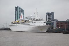 Black Watch Cruise Ship (David Chennell - DavidC.Photography) Tags: liverpool cruiseship pierhead merseyside fredolsen