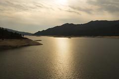 IMG_7266 Evening,dam de Lindoso  - Seen in Explore - 2015-10-24 # 160 (jaro-es) Tags: españa canon evening abend spain dam explore tarde spanien staudamm encoro spanelsko eos70d