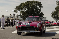 Goodwood Revival 2015 (Photocutout) Tags: cars ford racecar cobra martin ferrari racing jaguar bugatti maserati aston sportscars supercars gt40 250gt