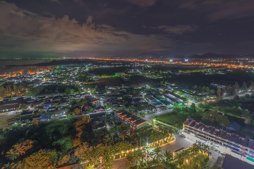24th Floor Bar Scene Hua Hin Thailand