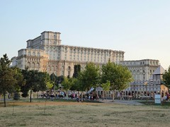 Bucharest, Romania (Aug-2015) 001 (MistyTree Adventures) Tags: urban building architecture europe cityscape outdoor romania bucharest palaceoftheparliament