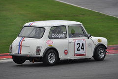 MINI Se7en Racing - R3 (30) Tina Cooper (Collierhousehold_Motorsport) Tags: mini minicooper barc snetterton minimiglia mini7 minise7en snetterton300 minise7enracing