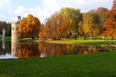 Rosendael Castle and Park (Jan Voorhaar) Tags: autumn veluwezoom rozendaal rosendaelcastle