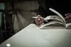 finger and cigarette. 指とタバコ (moriakimitsuru) Tags: finger cigarette tabako desk table 50mm leica summicron book smoke 本 煙 タバコ 指 机 テーブル