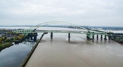 Runcorn Bridge (Steve Samosa Photography) Tags: mersey merseyside widnes runcornbridge