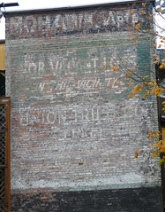 ghost sign (bballchico) Tags: seattle sign painted lettering 12thavenue capitolhill ghostsign