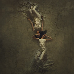 quieting yourself (brookeshaden) Tags: