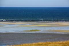 the little green island (GEO_Matt) Tags: weather clouds strand denmark urlaub wolken balticsea paragliding sonne dänemark ostsee als wetter hadsund odde mariager dokkedal