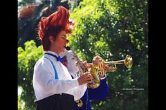 Clowns during the Great Week of Bilbao 2015 (Iker Merodio | Photography) Tags: hospital pentax clown country great bilbao week tamron bizkaia basque euskadi aste nagusia 70300 biscay basurto k50 pailazo ospitale