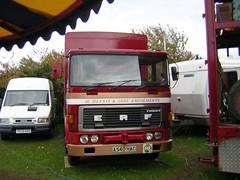 A540 HAC - James Harris (quicksilver coaches) Tags: miltonkeynes fairground erf harris funfair campbellpark cseries showmans a540hac