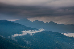 Layers (rahul_th) Tags: sky cloud mountain mountains clouds hills sikkim northsikkim