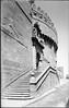 Escaleras de san Segundo, Catedral (José Luis Pajares) Tags: antoniopassaporte loty fotoantigua photoantique old vintage avila spain españa patrimonio heritage photohistory castilla