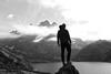lofoten (erwann.martin) Tags: nikon nature norway noir erwannmartin extérieur landscape lofoten trek travel blackandwhite