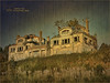 """Casas modernistas de Bailly, construidas entre 1920 y 1924. Llevan más de 20 años abandonadas. Ubicada en la finca """"El Grajal"""" San Pedro de Nós, A Coruña (merche.r) Tags: caserío acoruña bailly el grajal san pedro de nós"""