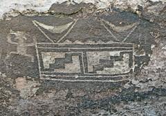 Petroglyphs / Petrified Forest National Park (Ron Wolf) Tags: anasazi anthropology archaeology nationalpark nativeamerican petrifiedforestnationalpark puebloan anthromorph anthropomorph geometric negativedesign petroglyph rockart arizona