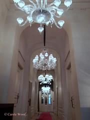 Galerie-Musée Baccarat (Fontaines de Rome) Tags: paris galerie musée baccarat lustre mille nuits mathias zénith philippe stark ellipse arik lévy