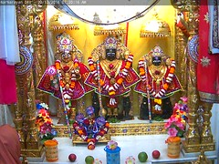 NarNarayan Dev Shringar Darshan on Tue 20 Dec 2016 (bhujmandir) Tags: narnarayan dev nar narayan hari krushna krishna lord maharaj swaminarayan bhagvan bhagwan bhuj mandir temple daily darshan swami shringar