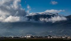 Enfin de la neige chez nous. (Bouhsina Photography) Tags: neige tétouan tetuan maroc morocco 2017 canon 5diii ef70200 bouhsina bouhsinaphotography brouillard brume couleur froid wow brilliant