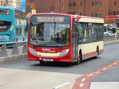 Halton 65 161026 Liverpool (maljoe) Tags: halton haltontransport