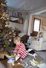 The beginning... (grilljam) Tags: christmasday presents winter december2016 seamus 4yrs thebeginningofunwrapping auroraborealislamp forbedtime ipad minecraft ewan 7yrs