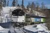Headin' for a Midday Rest (joemcmillan118) Tags: colorado winterpark skitrain winterparkexpress amtrak snow
