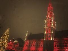 Brussels Christmas market (sharonjanssens) Tags: brussel belgium grotemarkt grandplace cityhall christmas brussels snapseed