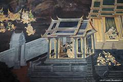 Big Sur (Swebbatron) Tags: mural painting decoration grandpalace bangkok thailand city travel lonelyplanet 2015 lifeofswebb canon 1100d asia southeastasia radlab gettotallyrad