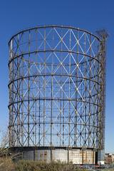 IMG_5030_ (Stefano Palma) Tags: gazometro roma ostiense gas gaz gasometro gazometer industrial postindustrial urban city building
