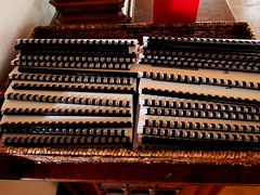 PC300579 (photos-by-sherm) Tags: st andrewscovenant presbyterian church winter interiors sunday school prayer room kitchen stairwells doors windows plants