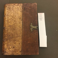 Binding from Bryn Mawr College Library G-215 (Provenance Online Project) Tags: brynmawrcollegelibraryg215 brynmawrcollegelibrary specialcollections gersonjean13631429 leipzig 1498 stoeckelwolfgangactive14961525 binding