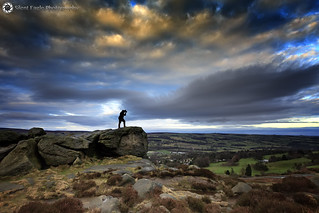 Cow and Calf Rocks, Ilkley Moor