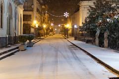 Zafferana Etnea snow (fmarco76) Tags: zafferana sicily snow