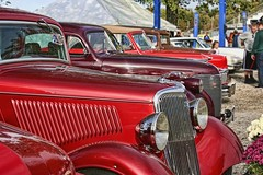 Car Show (~ Liberty Images) Tags: classiccar automobile oldcar libertyimages carshow red