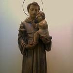 Lundi des Cendres, premier jour du Carême, avec Saint Antoine de Padoue et l'Enfant Jésus. thumbnail