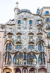 Casa Batlló Façade - Eixample - Barcelona (BlueVoter - thanks for 1.6M views) Tags: architecture eixample barcelona gaudi batllo