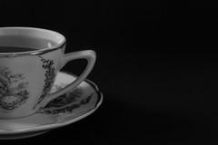 Vender té (pepsamu) Tags: tea té cup monochrome black white blanco negro bn bw gap canonistas taller workshop 1100d long exposure larga exposición