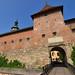 Lviv, old city wall