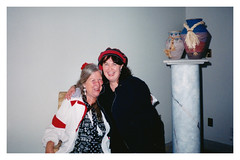 Theresa MacLellan and Liz Doherty
