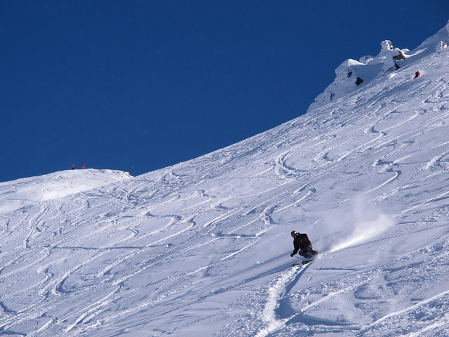 9th August 2012- Summit Slopes