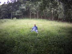 rosita 2014 048 (blmmct2) Tags: blue nature work farm nora farmer rubberboots coverall gummistiefel rosita2014