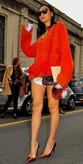 Milan Fashion Week spring/summer 2015 street style, Cindy Ko (Paulix Black) Tags: street city urban woman sexy girl beauty smart fashion asian cool glamour italia pumps legs milano moda style mini class glam chic elegant fashionista luxury settimana stylish classy elegance fashionable lusso streetstyle