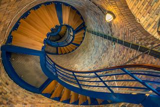 Leuchtturm Staircase