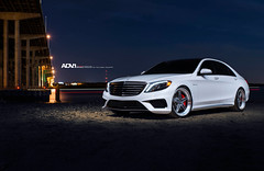 Mercedes S63 AMG ADV05 Track Function SL Series (ADV1WHEELS) Tags: street wheels deep rims luxury spec forged concave stance 22inch oem polishedaluminum 2015 3piece 1piece adv1 forgedwheels deepconcave 22x9 22x105 advone advancedone glossgunmetal