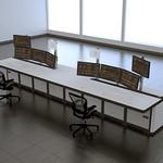 電鉄向け監視制御システムの写真