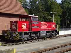 Bentheimer Eisenbahn D23 in Bad Bentheim (marcelwijers) Tags: d g bad eisenbahn 98 be type 23 bb 80 1980 mak 1202 dbe bentheim d23 0270 0116 bouwjaar bentheimer 1000790 nvrnummer