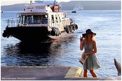 Atlantis Vogue (Kevrekidis) Tags: street fashion photography streetphotography atlantis santorini greece vogue caldera santorin akrotiri santorinicaldera photographiederue     strasenfotografie fotografacallejera  santoryn  canoneos600d