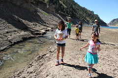 Walking down the little bear river (Aggiewelshes) Tags: fall hiking lisa victor september vivian olsen cailin jovie 2015 jalila porcupinereservoir eastforklittlebearriver