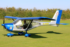G-CEOP (GH@BHD) Tags: aircraft aviation microlight a22 sywell foxbat aeroprakt sywellairfield a22l laarally gceop laarally2015