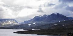 blue mountains (MargitHylland) Tags: mountain norway norge pass telemark fjell noreg haukeli vinje haukelifjell