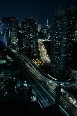 L1020579 (Zengame) Tags: leica tower japan night tokyo illumination landmark illuminated jp   summilux hamamatsucho      skytree  leicaq   tokyoskytree iiki seasidetop    summilux1728 q 1728